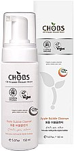 Парфюми, Парфюмерия, козметика Почистваща пяна за лице с екстракт от ябълка - CHOBS Apple Bubble Cleanser