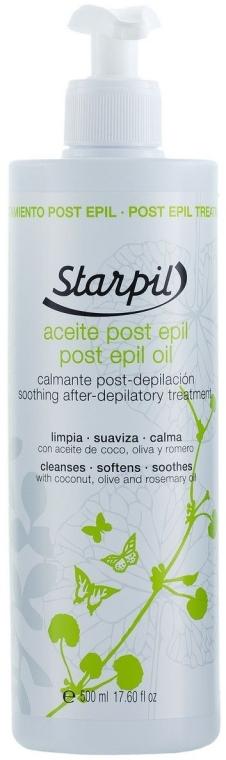 Масло след депилация - Starpil Post Epil Oil — снимка N1