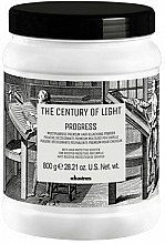 Парфюмерия и Козметика Универсална изсветляваща пудра за коса - Davines The Century of Light Progress Multipurposr Premium Hair Bleaching Powder