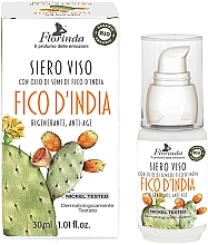 Парфюмерия и Козметика Регенериращ антистареещ серум за лице - Florinda Fico D'Inda Regenerate Anti Age Serum