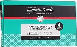 Парфюмерия и Козметика Регенериращи ампули за коса - Nuggela & Sule' Hair Regenerator Ampoules