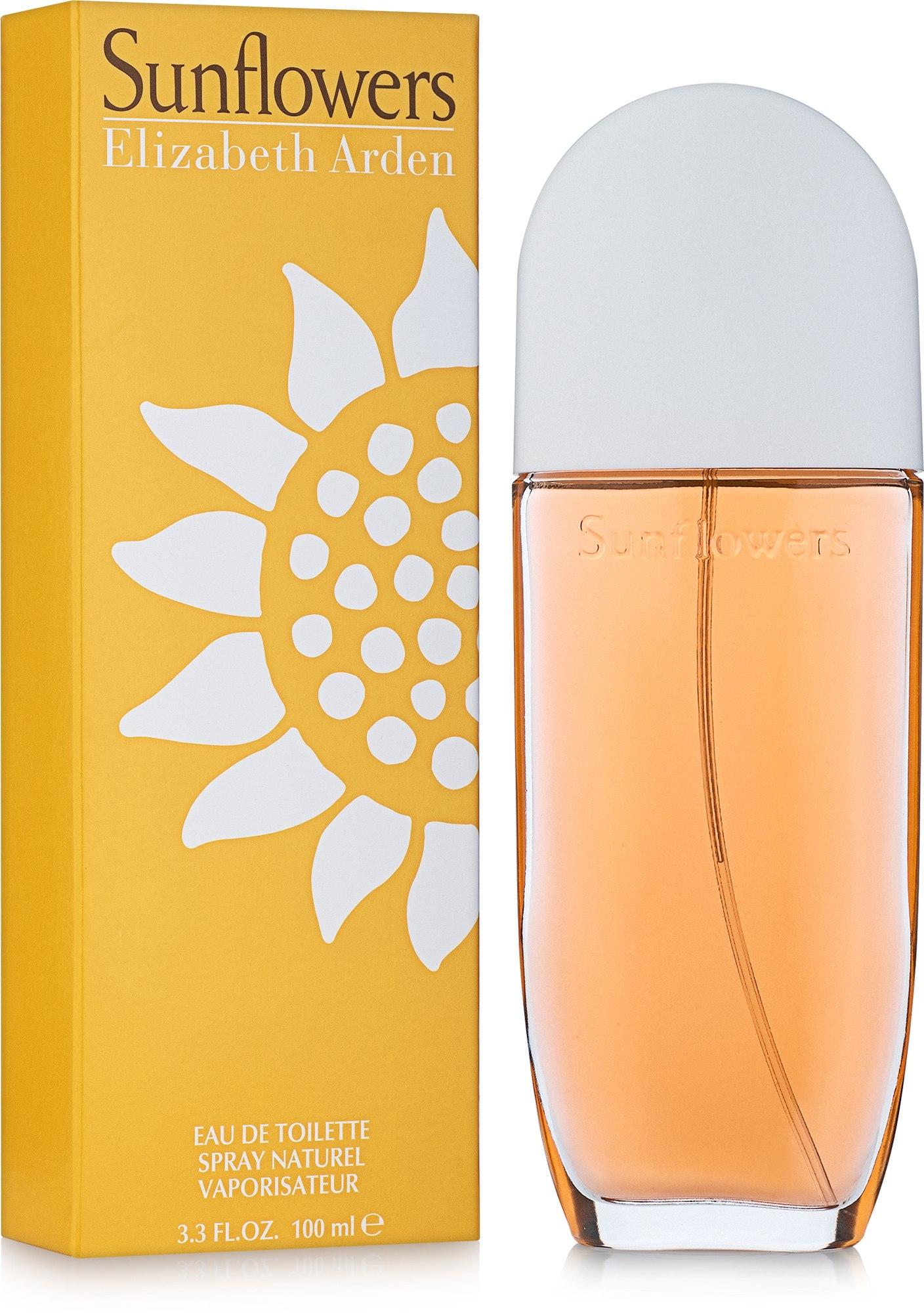 Elizabeth Arden Elizabeth Arden Sunflowers - Тоалетна вода — снимка 30 ml