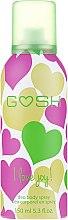 Парфюми, Парфюмерия, козметика Спрей дезодорант - Gosh I Love Joy Deo Body Spray