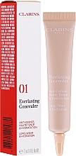 Парфюмерия и Козметика Коректор - Clarins Everlasting Long-Wearing And Hydration Concealer