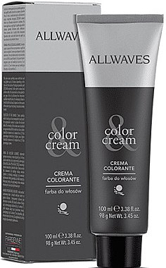 Боя за коса - Allwaves Cream Color
