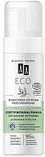 Парфюмерия и Козметика Пяна за интимна хигиена - AA Cosmetics Eco