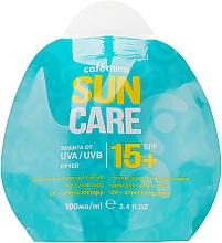 Парфюмерия и Козметика Слънцезащитен водоустойчив крем за лице и тяло SPF15+ - Cafe Mimi Sun Care
