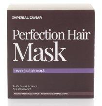 Парфюмерия и Козметика Възстановяваща маска за коса - Natura Siberica Fresh Spa Imperial Caviar Perfection Hair Mask