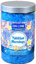 Парфюми, Парфюмерия, козметика Соли за вана - On Line Senses Bath Salt Tahitian Mornings