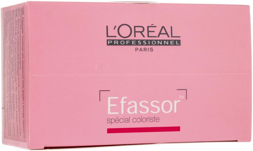 Кърпички за отстраняване на боя от кожата, 36x3 g - L'Oreal Professionnel Efassor — снимка N1