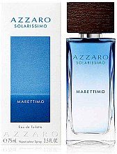 Парфюми, Парфюмерия, козметика Azzaro Solarissimo Marettimo - Тоалетна вода