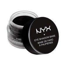 Парфюми, Парфюмерия, козметика База за сенки,черна - NYX Professional Makeup Eyeshadow Base Black