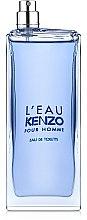 Парфюмерия и Козметика Kenzo L'Eau par Kenzo Pour Homme - Тоалетна вода (тестер без капачка)