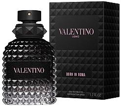 Парфюмерия и Козметика Valentino Uomo Born In Roma - Тоалетна вода