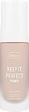 Парфюмерия и Козметика Основа за грим - Wibo Keep It Perfect Soft Matte