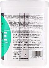 """Маска за овлажняване и възстановяване на суха и увредена коса """"Алое"""" - Kallos Cosmetics Moisture Repair Aloe Hair Mask — снимка N3"""