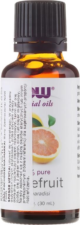 """Етерично масло """"Грейпфрут"""", ароматерапия - Now Foods Grapefruit Essential Oils"""