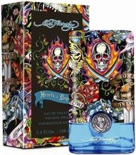 Парфюмерия и Козметика Christian Audigier Ed Hardy Hearts & Daggers for Him - Тоалетна вода