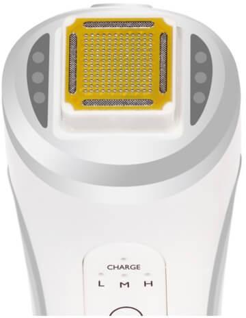 Козметичен уред за почистване и пилинг на лице - BeautyRelax Fraxlift BR-1200 — снимка N2