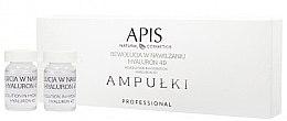 Парфюми, Парфюмерия, козметика Концентрат за лице - APIS Professional 4D Hyaluron Concentrate Ampule