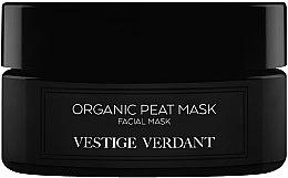 Парфюмерия и Козметика Маска за лице - Vestige Verdant Organic Peat Mask