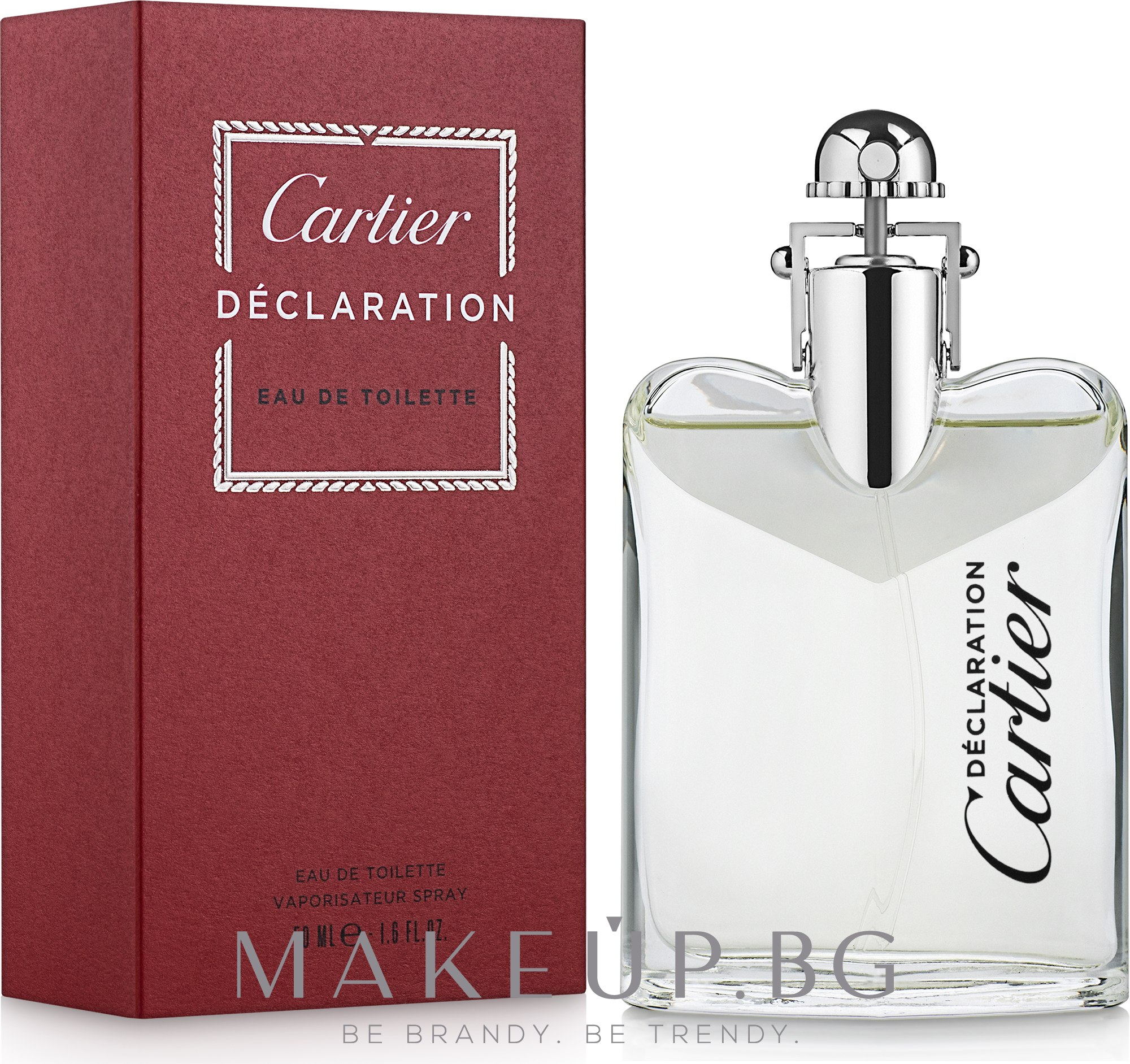 Cartier Declaration - Тоалетна вода — снимка 50 ml