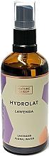 "Парфюмерия и Козметика Хидролат ""Лавандула"" - Nature Queen Hydrolat Lavender"