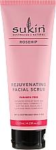 Парфюмерия и Козметика Скраб за лице - Sukin Rejuvenating Facial Scrub