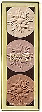 Парфюмерия и Козметика Контурираща палитра за лице - Physicians Formula Bronze Booster Glow-Boosting Strobe and Contour Palette Matte Sculpting Palette