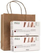 Парфюмерия и Козметика Комплект - Prosalon Med For Fine, Brittle And Damaged Hair (ser/10x8ml + ser/10x8ml)