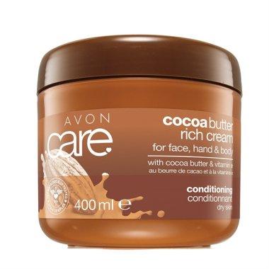 Крем паста за тяло с масло от какао и витамин Е - Avon