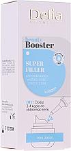 Парфюмерия и Козметика Бустер за лице - Delia Beauty Booster Super Filler