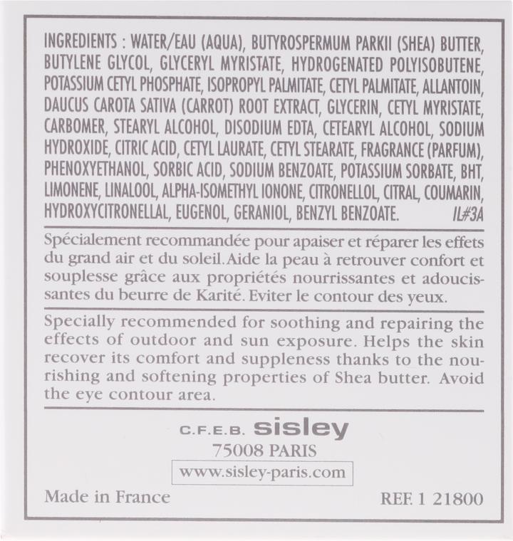 Възстановяващ крем за лице - Sisley Botanical Restorative Facial Cream With Shea Butter — снимка N3