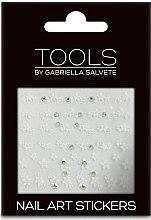 Парфюмерия и Козметика Стикери за маникюр - Gabriella Salvete Tools Nail Art Stickers 02