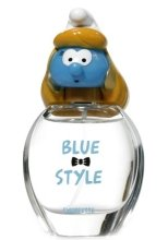 Парфюмерия и Козметика Marmol & Son The Smurfs Smurfette - Тоалетна вода (тестер с капачка)