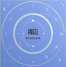 Парфюмерия и Козметика Mugler Angel - Комплект (парф. вода/50ml + лос. за тяло/100ml + парф. вода/10ml)