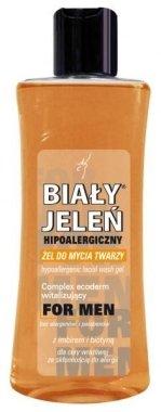 Хипоалергенен гел за лице с джинджифил и биотин - Bialy Jelen Hypoallergenic Cleanser Ginger And Biotin — снимка N1
