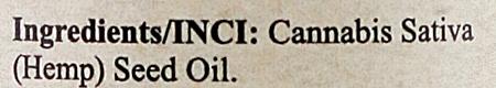 Конопено масло за коса и тяло - Oleiq Hemp Seed Hair And Body Oil — снимка N3