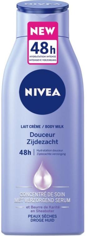 Лосион за тяло - Nivea Douceur Zijdezacht Body Lotion