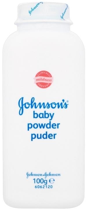 Бебешка пудра - Johnson's Baby — снимка N1