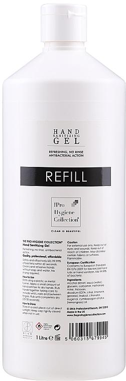 Антибактериален гел за ръце - The Pro Hygiene Collection Hand Sanitizing Gel — снимка N1
