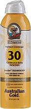 Парфюмерия и Козметика Слънцезащитен спрей - Australian Gold Premium Coverage Spf30