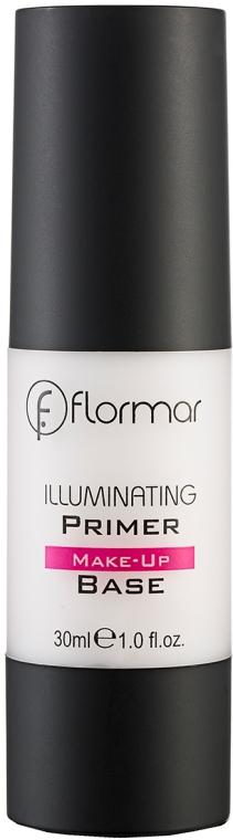 Основа за грим - Flormar Illuminating Primer Base — снимка N1