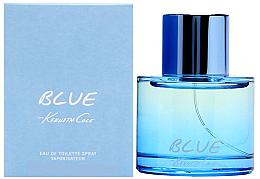 Парфюми, Парфюмерия, козметика Kenneth Cole Blue - Тоалетна вода