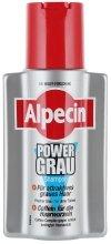 Парфюми, Парфюмерия, козметика Шампоан за бяла коса - Alpecin Power Grau Shampoo