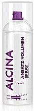 Парфюми, Парфюмерия, козметика Спрей за обем от корените със силна фиксация - Alcina Anstatz-Volumen Spray