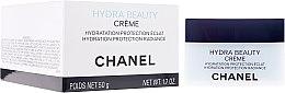 Парфюми, Парфюмерия, козметика Овлажняващ крем за лице - Chanel Hydra Beauty Hydratation Protection Radiance Creme
