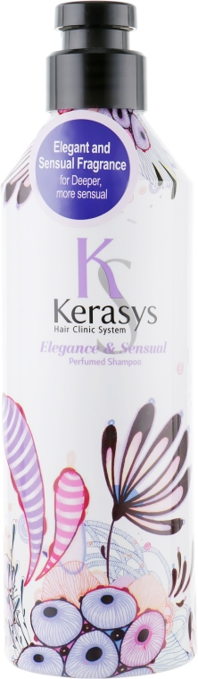 Парфюмен шампоан за тънка и увредена коса - KeraSys Elegance & Sensual Perfumed Shampoo