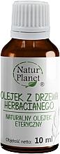 Парфюмерия и Козметика Масло от чаено дърво - Natur Planet Tea Tree Oil