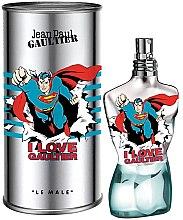 Парфюми, Парфюмерия, козметика Jean Paul Gaultier Le Male Superman Eau Fraiche - Тоалетна вода